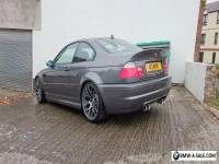 bmw e46 m3 ..manual..extras..csl