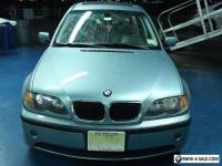 2004 BMW 3-Series four door sedan