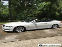2011 BMW 3-Series Base Convertible 2-Door