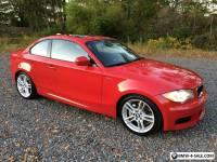 2011 BMW 1-Series M-SPORT*PREMIUM*COLD WEATHER*NAV*SAT