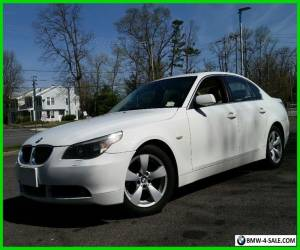 2006 BMW 5-Series i for Sale