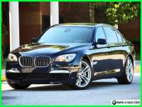 2010 BMW 7-Series Base Sedan 4-Door