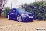 BMW E92 320D SPORT  for Sale