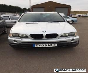 BMW X5 3.0i sport petrol/LPG 2003 for Sale