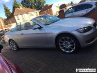 bmw 325i convertible auto Idrive