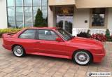 1988 BMW M3 for Sale