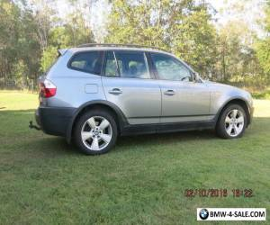BMW  E83 - X3 for Sale