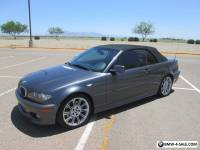 2006 BMW 3-Series 330Ci 2dr Convertible