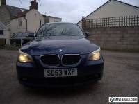 BMW e60 525i Rare 6-Speed Manual FSH