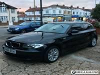 BMW 116i 1 SERIES 58 PLATE LOW MILEAGE PRISTINE CONDITION