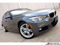 2016 BMW 3-Series 340i xDrive M Sport LOADED MSRP $60k Technology