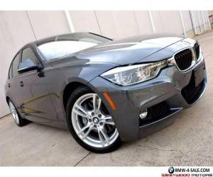 2016 BMW 3-Series 340i xDrive M Sport LOADED MSRP $60k Technology for Sale