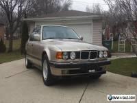 1992 BMW 7-Series 750il