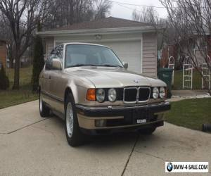 1992 BMW 7-Series 750il for Sale