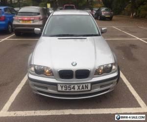 2001 bmw 316i se  for Sale