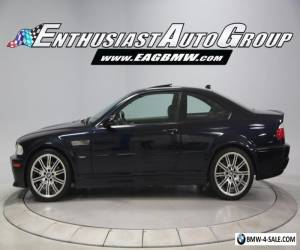 2004 BMW M3 Manual Coupe for Sale