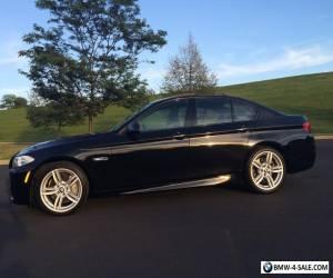 2013 BMW 5-Series 550 X-DRIVE*M-SPORT*AWD*NAV*BUC*FACTORY WARRANTY for Sale