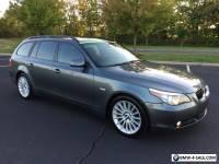 2007 BMW 5-Series 530XIT*AWD*WAGON*PANO*SPORT PKG*$10995