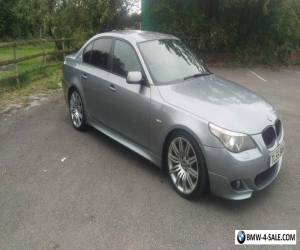 BMW E60 535D Sport for Sale