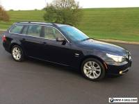 2009 BMW 5-Series AWD*CLD WEATHER/PREMIUM PKGS*NAV*WARRANTY*$14995