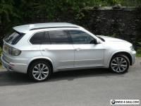 BMW X5 XDRIVE 30D M SPORT AUTO E70 SILVER X5M50D REPLICA