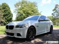 2012 BMW 5-Series 550, 550XI, XI, M Sport, M-Sport