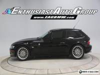 2001 BMW Z3 Coupe Dinan S1