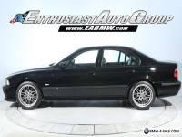 2002 BMW M5 Manual Sedan