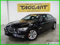 2015 BMW 7-Series 740iL