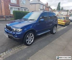 BMW X5 - LeMans Blue - 215 BHP - FSH - 3.0 Diesel - Sport for Sale