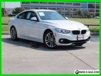 2016 BMW 4-Series i