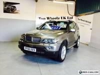 BMW X5 3.0D SPORT DIESEL AUTOMATIC, 55 PLATE, FULL SERVICE HISTORY, TOP SPEC....