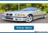 1999 BMW M3 Base Convertible 2-Door for Sale