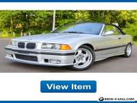 1999 BMW M3 Base Convertible 2-Door