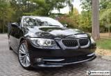 2011 BMW 3-Series 335i 2 door convertible sport for Sale