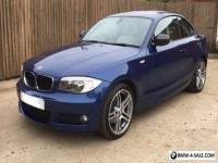 BMW 1 Series 118D 2.0 M Sport Plus Coupe