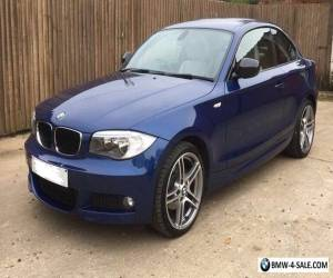 BMW 1 Series 118D 2.0 M Sport Plus Coupe for Sale
