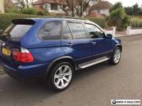 2006 56 BMW X5 3.0D LE MANS SPORT * 1YEAR MOT * FSH