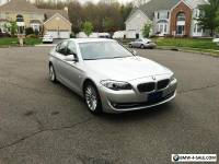 2013 BMW 5-Series Base Sedan 4-Door