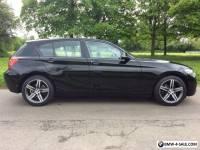 BMW 116d 2.0 SPORT 2012