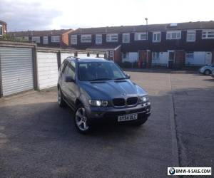 BMW X5 3.0d Sport Grey 2004 for Sale