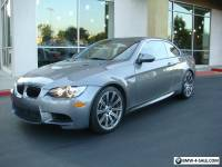 2011 BMW M3 Base Convertible 2-Door