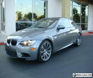 2011 BMW M3 Base Convertible 2-Door for Sale