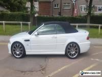 BMW M3 CONVERTIBLE SMG