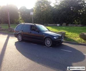 BMW 3 SERIES 330D M SPORT AUTO ESTATE TOURING *BARGAIN* 12 MONTHS MOT for Sale