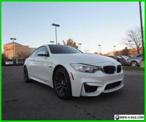 2016 BMW M4 2016 BMW M4 for Sale