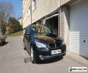 Bmw 5 series e61 touring 520d automatic facelift model 189k for Sale