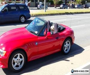 BMW 1997 Z3 Roadster Coup Convertable Red for Sale