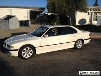 2000 BMW 7-Series 750iL Protection