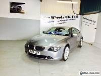 BMW 630I SPORT 6 SERIES, 56 PLATE, 12 MONTHS MOT & FULL SERVICE HISTORY.........